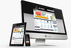 E-Commerce website for AVON Engineering Supplies Ltd